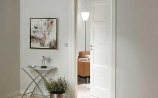 МДФ или филенчатая дверь