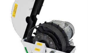 Промышленная роторная дробилка