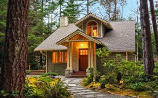 Дом предназначенный для отдыха