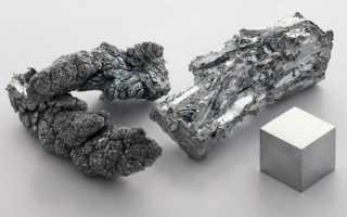 Марганец:представляем основные характеристики, производство и применение вещества