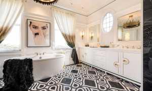6 основных заблуждений при покраске ванной комнаты