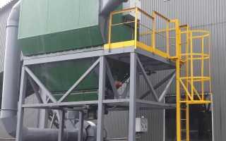 Рукавный фильтр – вид пылеулавливающего оборудование