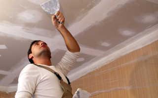 Советы при обновлении потолка