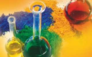 Цветной бетон: технология, своими руками