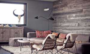 Отделка стен деревом – варианты для любого кошелька