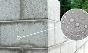Теплопроводность газобетона (газобетонных блоков)