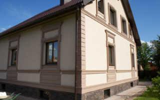 Система мокрый фасад – технология и процесс монтажа