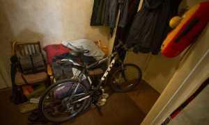 Как хранить велосипед – квартирный вариант