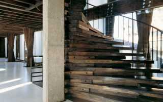 Лестницы – необычные