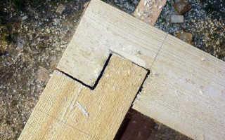 Соединения деревянных конструкций из ЛВЛ