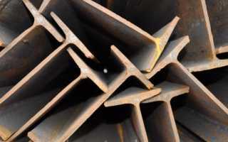 Металлическая двутавровая балка – основные свойства