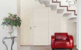 Двери-невидимки: некоторые секреты органичного дизайна интерьера