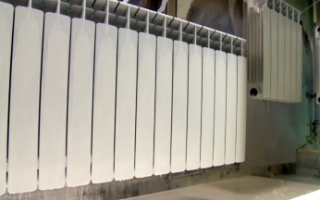 Теплоотдача радиаторов