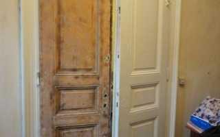 Ремонтируем двери своими руками