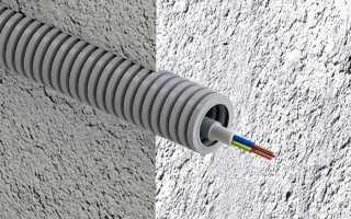 Защита для проводов и кабелей