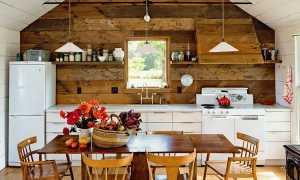 Как можно украсить дачный домик