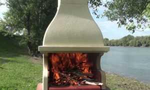 Огнеупорный (жаростойкий) бетон своими руками