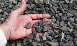 Щебень гранитный – свойства, виды и фракции