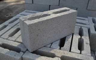 Кладка газобетона (газобетонных блоков): технология