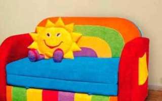 Выбор детской мебели в комнату для ребенка