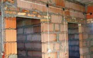 Подготовка отверстий, гнезд, каналов в строительных конструкциях под прокладку электропроводки