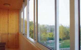 Рама на балкон