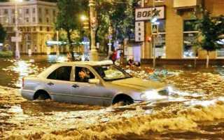 Затопленный дом – что делать?