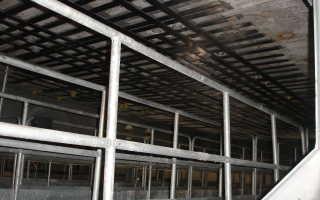 Усиление бетона углеволокном (железобетонных конструкций)