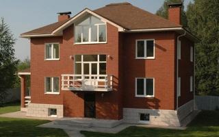 Архитектурные направления используемые в строительстве загородных домов
