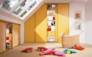 Психология детской комнаты