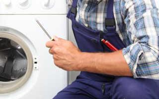Устанавливаем стиральную машину своими руками