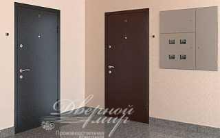 Порошковые металлические двери