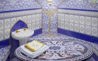 Хаммам – восточная баня