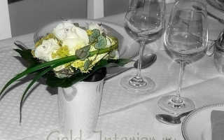 Флористический декор в интерьере