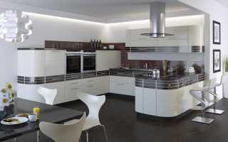 Основные элементы современной кухни