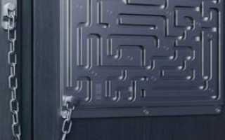 Дверные щеколды, цепочки – советы в выборе