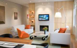 Грамотное распределения света в доме