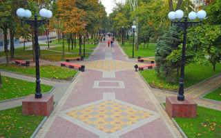 Тротуарная плитка качество