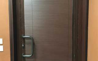 Двери из алюминиевого профиля