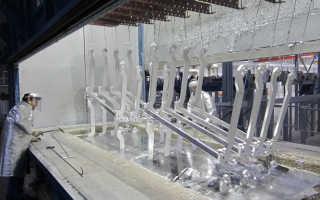 Антикоррозийная защита металлического покрытия