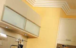 Потолочный плинтус – он же бордюр инструкция по установке