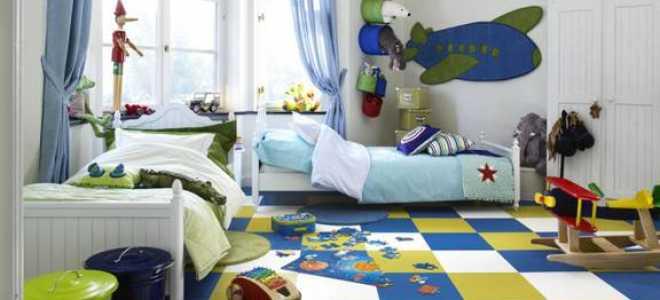 Плитка для детской