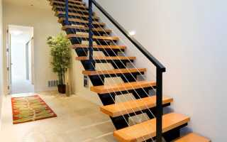 Материал для лестницы