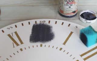 Трафареты для росписи стен – как применять