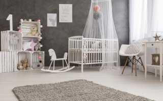 Детский интерьер детская мебель