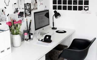 Домашний кабинет – советы дизайнера