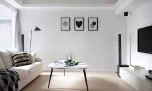 Квартира в Осло минимализм в дизайне плюс этно мотив