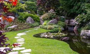 Садовый ландшафт – его виды