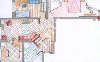 Перепланировка – квартиры интересные советы
