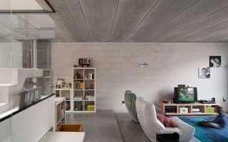 Дизайн бетон